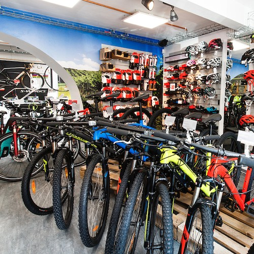 Prodejna Specialized Elite Store
