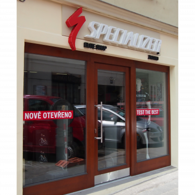 Prodejna Specialized Elite Store | Prodejna Specialized Elite Store