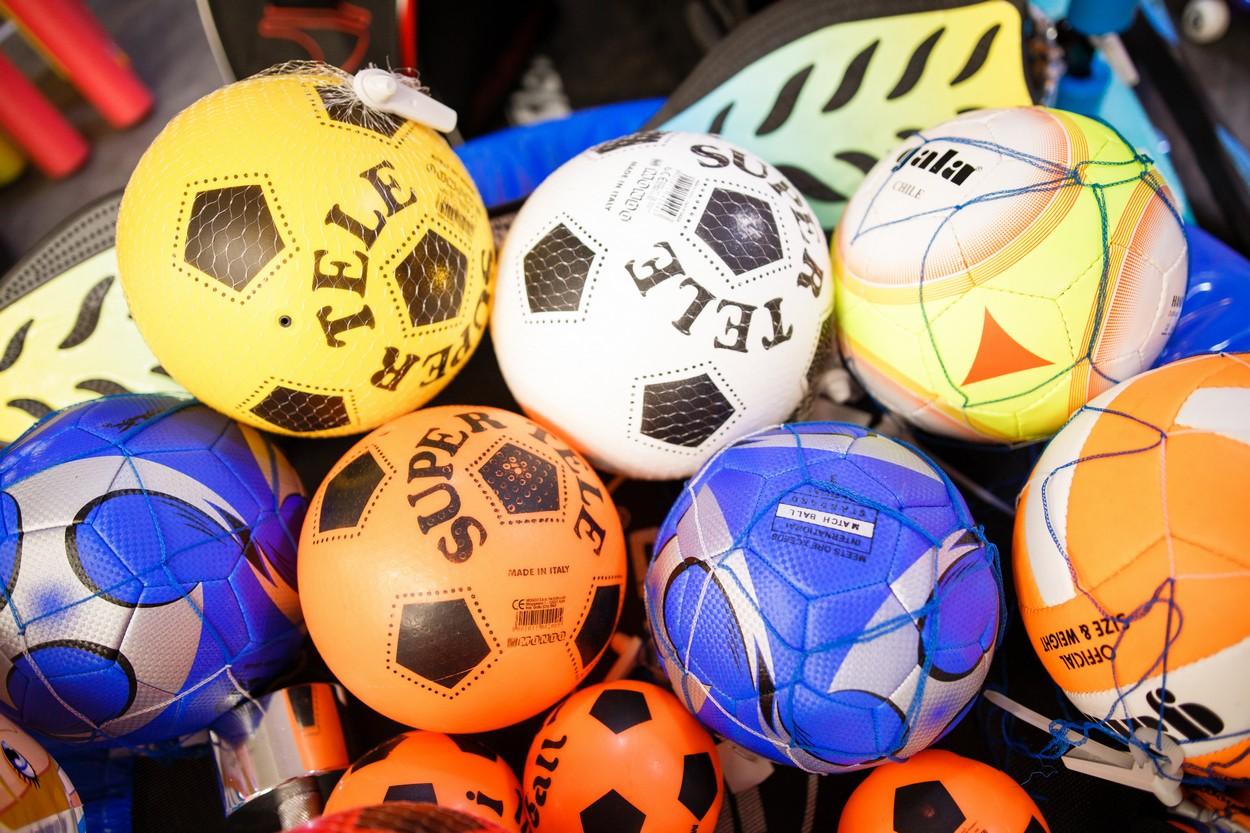 Klasický sport - loptové hry výbava 9479029afe