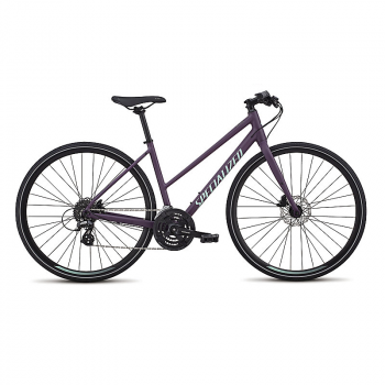 Specialized Women's Sirrus Disc - Step-Through - Foto